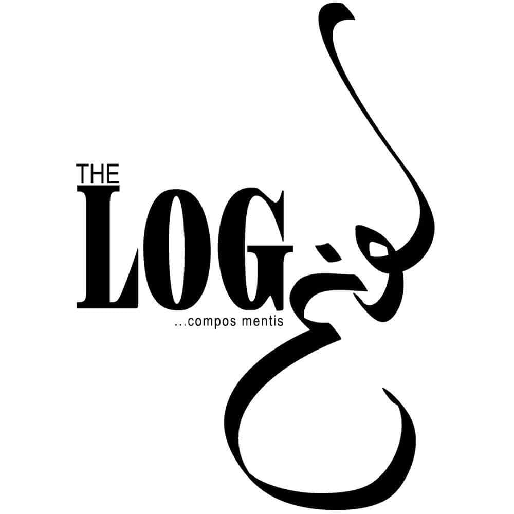 the log logo